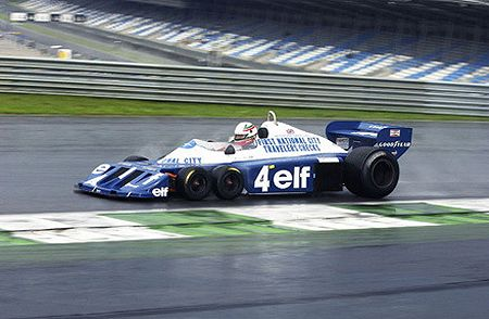 Tyrrell P34